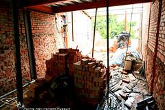 神農街老屋整修過程