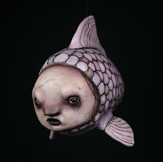 violet fish #4