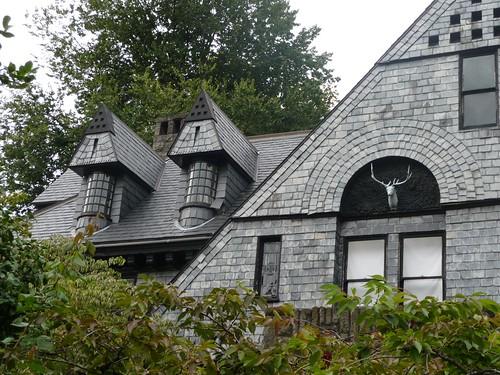 K. A. J. Mackenzie House