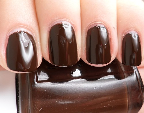 Essie.LittleBrownDress