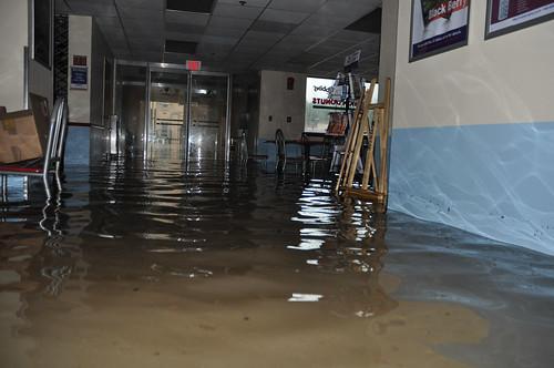 USAG Yongsan Floods