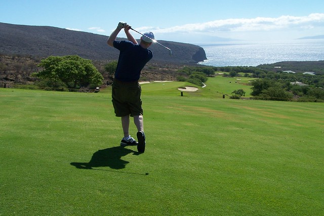 Challenge at Manele