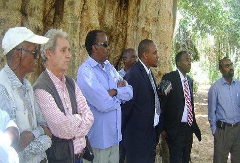 Wasiirka Wasaaradda Macdanta, Biyaha iyo Tamarta, Geeddeeble Somaliland