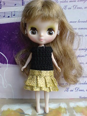 Cocktail dress for Petite Blythe