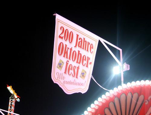 200 Jahre Oktoberfest