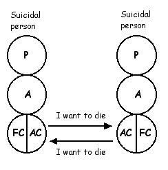 Suicide pact transaction