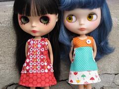 Pouch Pocket Dresses