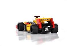 Renault R30 (pitrek02) Tags: race 1 town poland f1 formula spa spoiler moc formel lugpol