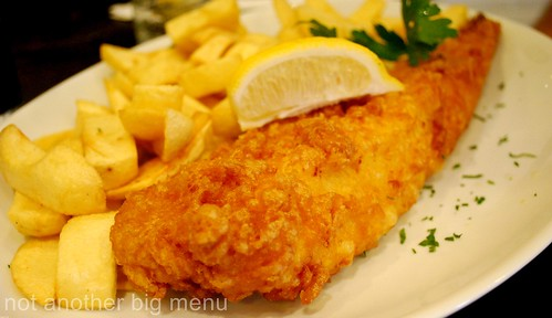 Kennedy's - Cod and chips