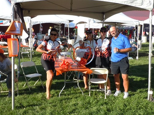 winners!!!!  best tent and best team jersey!!!