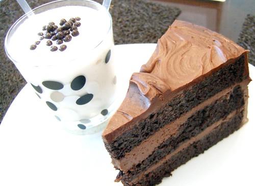 Cake & Shake at D Bar Desserts