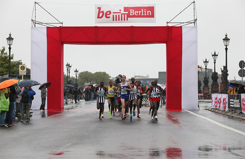 37. real,- BERLIN-MARATHON - be Berlin