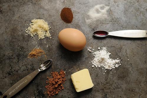 Oreo Macaroons ingredients