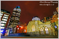 London Night: The Church of the City (davidgutierrez.co.uk) Tags: city urban building london church architecture night skyscraper buildings dark spectacular geotagged photography lights photo arquitectura europe cityscape darkness image dusk sony centre capital cities cityscapes center structure architectural nighttime 350 commercial londres architektur civic nights sensational metropolis alpha financial londra metropolitan impressive tower42 dt nightfall cityoflondon municipality edifice the cites f4556 1118mm dutchchurch saariysqualitypictures sonyalphadt1118mmf4556 sonyα350dslra350