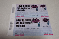 LOVE IS BORN ~7th Anniversary 2010