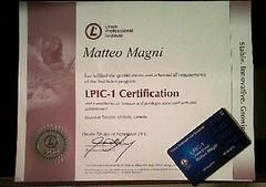 Certificato LPIC-1