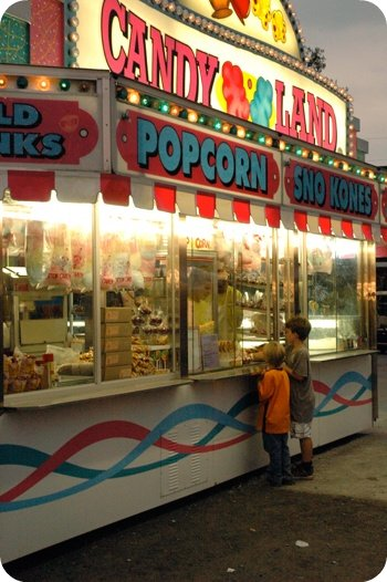 Candy Land, Carp Fair 2010
