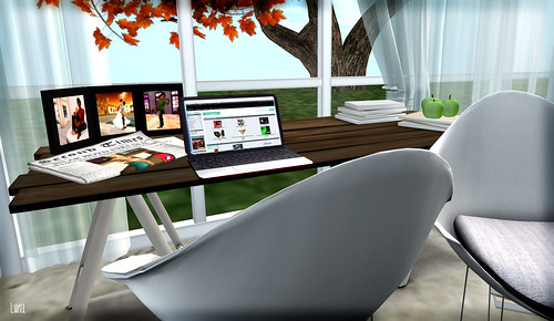 The Loft - Desk