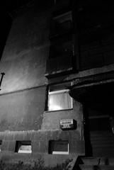 IMGP2457 (gliss(e)s) (moonlynx777) Tags: street trip travel art architecture graffiti crazy noir sarajevo mostar tag apocalypse scene ombre lumiere porte balkans rue guerre 777 blanc btiment misericorde panneau chemin fenetre immeuble vie urbain ruines brut haos adresse misere bosnie romantisme periple moonlynx777