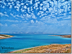 Mosul Dam Lake (Younis M.) Tags: lake beautiful true wonderful amazing dam sony iraq cybershot mosul dijla younis h50   dsch50  mosuldam