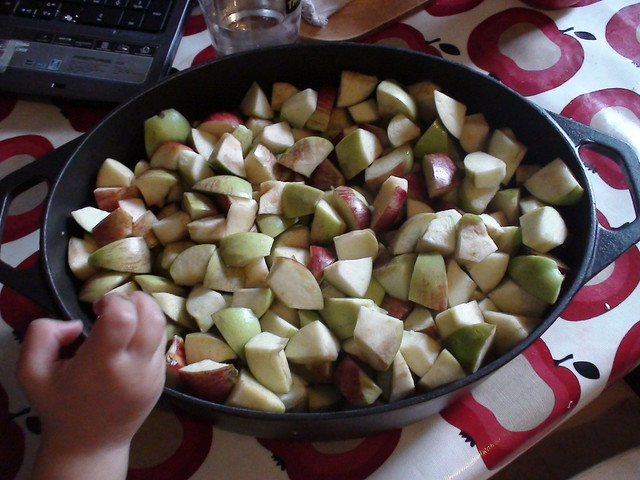 The Fourth Batch of Pured Apples