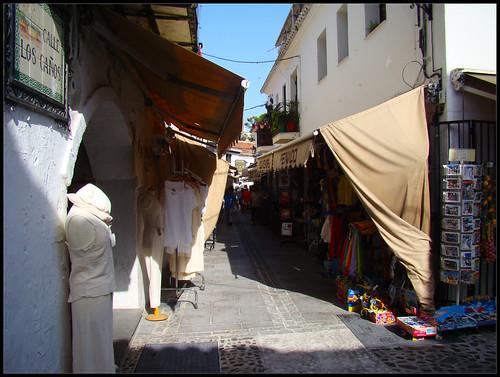 Calle Los Caños Mijas