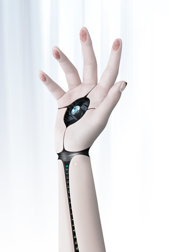 PHOTOMANIPULATION_série Technologic_arm by AXIA comm - AXIA form