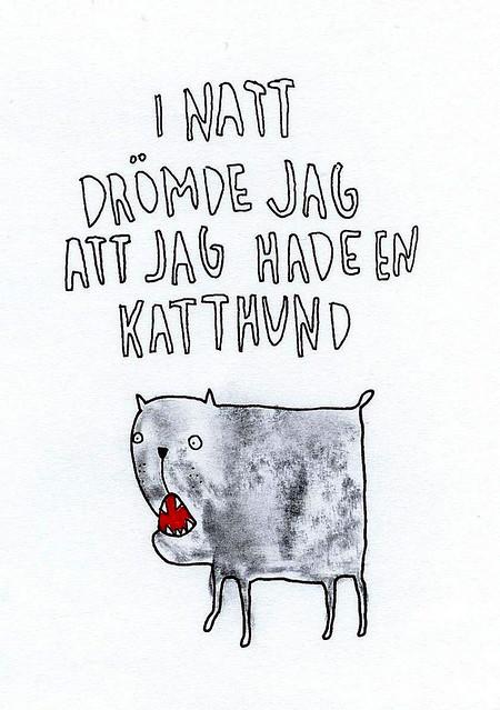 katthund