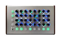 Code LED (livid instruments) Tags: code led opensource midi controller pushbutton feedback maxmsp encoder abletonlive lividinstruments
