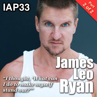 IAP33: James Leo Ryan (Part 2)