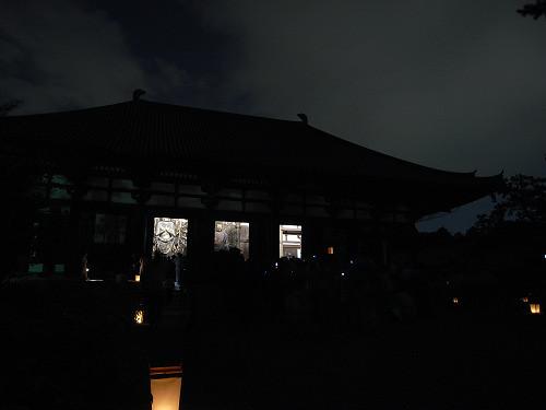 唐招提寺(観月讃仏会)@西ノ京-02