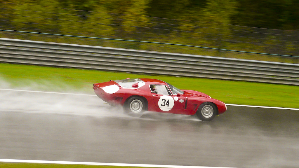 2010 Spa Six Hours, Bizzarrini A3C