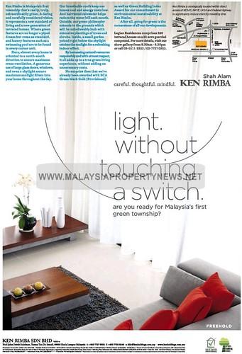 Ken Rimba Shah Alam green township
