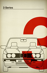 3 Series (jon_mutch) Tags: 3 vintage bmw series helvetica schematics 323