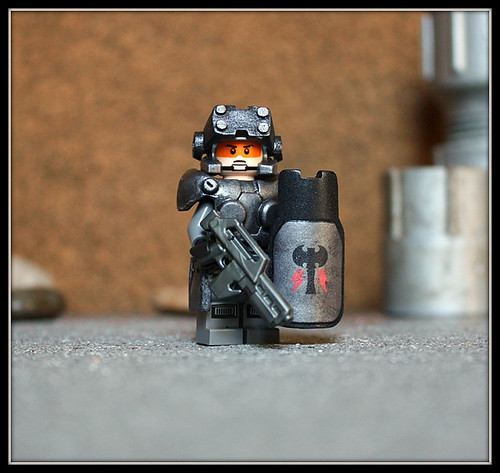 ARES: Urban Shock Trooper