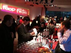 Food Fete at Shop Studios New York. Foods of Oregon meet the New York Press