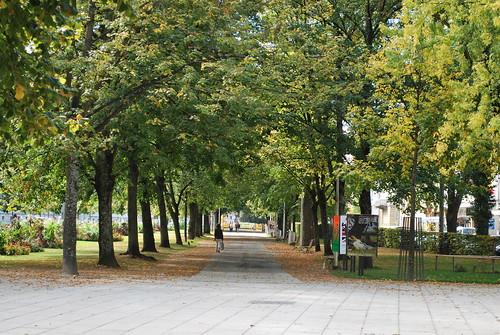 L'automne à Neuchâtel