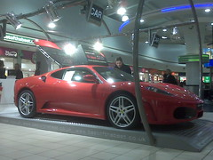 ferrari-at-luton-airport