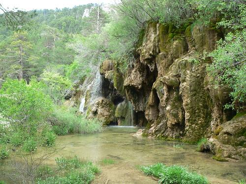 Serranía de Cuenca y nacimiento del río Cuervo 5047583010_45a4f3b574