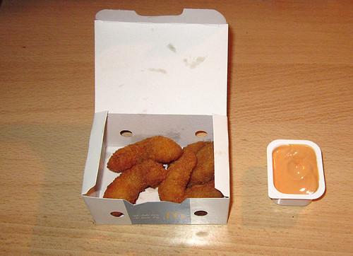 02 - Shrimps -Packung offen
