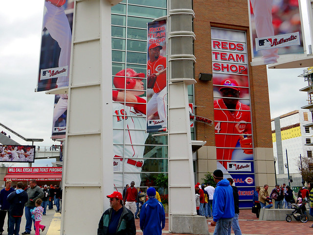 Reds final game
