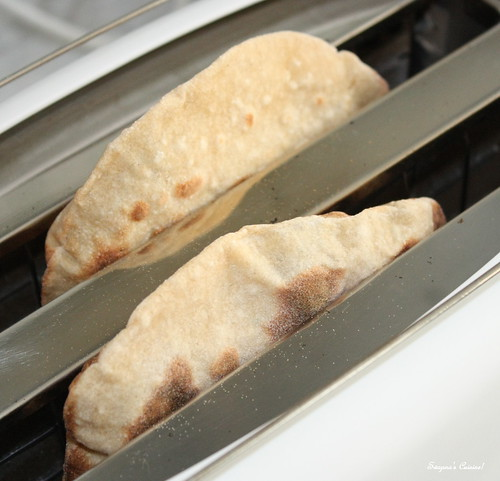 Homemade Tandoori Roti using a Toaster!