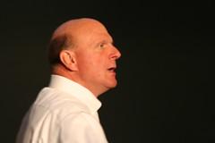 Steve Ballmer, Microsoft, på KTH