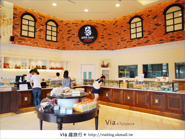 【台中】富林園洋菓子~夢幻童話建築及蛋糕的美妙結合13