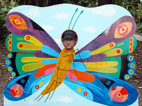 brian is a beautiful butterfly