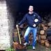 Cotswolds Yurt - Lumberjack