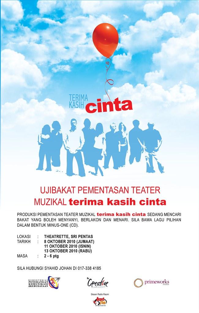 Audition Poster-Bm