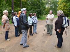 Komentovaná vycházka lesem v okolí Soběšic, 29. 9. 2010