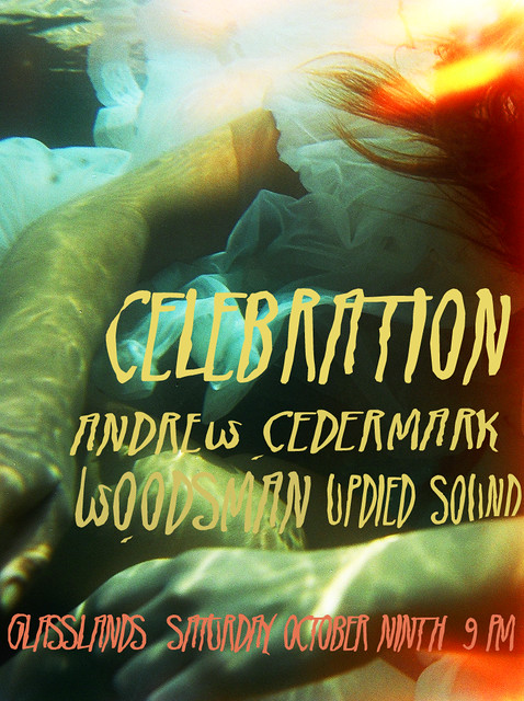 Celebration at Glasslands 10/9