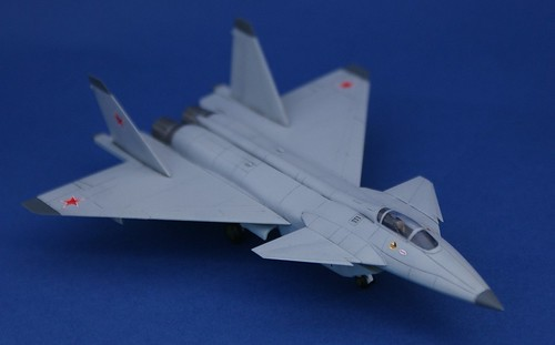 Revell 1/144 MIG 1.44 MFI - Completed - 1